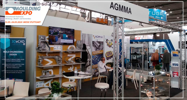 AGMMA present at MOULDING EXPO 2019