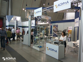 AGMMA GROUP  at THE MOULDING EXPO 2017