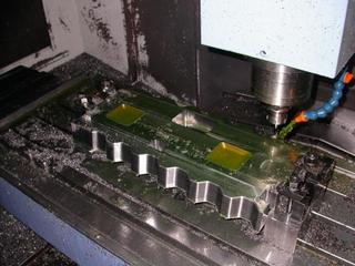 Design and machining of dies, special tools and stamping